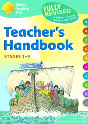 Oxford Reading Tree: Teacher's Handbook by Catherine Baker, Thelma Page