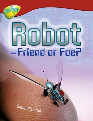 Oxford Reading Tree: Level 9: Fireflies: Robots by Stanley Ling