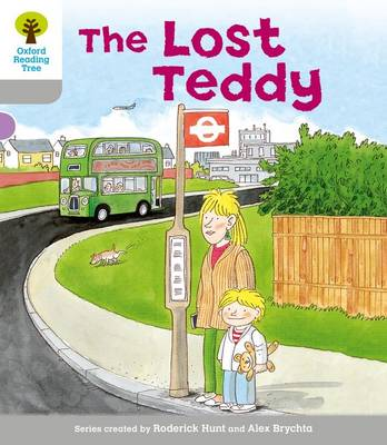 Oxford Reading Tree: Level 1: Wordless Stories A: Lost Teddy by Roderick Hunt, Thelma Page