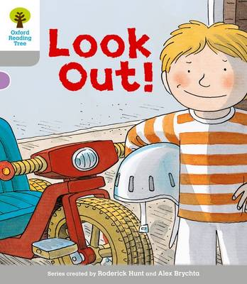 Oxford Reading Tree: Level 1: Wordless Stories A: Look Out by Roderick Hunt, Thelma Page