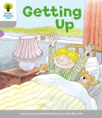 Oxford Reading Tree: Level 1: Wordless Stories A: Getting Up by Roderick Hunt, Thelma Page