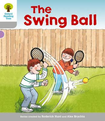 Oxford Reading Tree: Level 1: Wordless Stories B: Swingball by Roderick Hunt, Thelma Page
