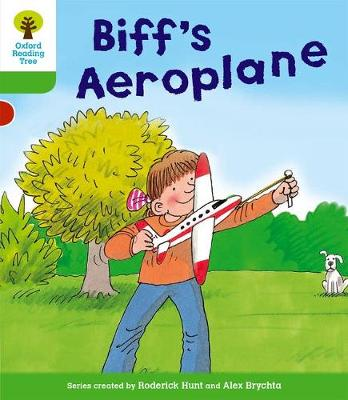 Oxford Reading Tree: Level 2: More Stories B: Biff's Aeroplane by Thelma Page, Roderick Hunt