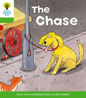 Oxford Reading Tree: Level 2: More Stories B: The Chase by Thelma Page, Roderick Hunt