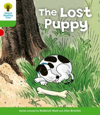 Oxford Reading Tree: Level 2: More Patterned Stories A: The Lost Puppy by Roderick Hunt, Thelma Page