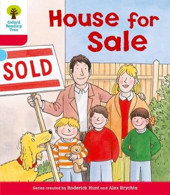Oxford Reading Tree: Level 4: Stories: House for Sale by Roderick Hunt