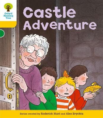 Oxford Reading Tree: Level 5: Stories: Castle Adventure by Roderick Hunt