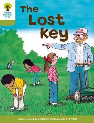 Oxford Reading Tree: Level 7: Stories: The Lost Key by Roderick Hunt