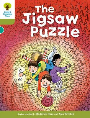 Oxford Reading Tree: Level 7: More Stories A: The Jigsaw Puzzle by Roderick Hunt