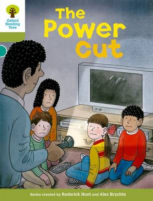 Oxford Reading Tree: Level 7: More Stories B: The Power Cut by Roderick Hunt