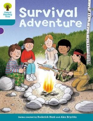 Oxford Reading Tree: Level 9: Stories: Survival Adventure by Roderick Hunt