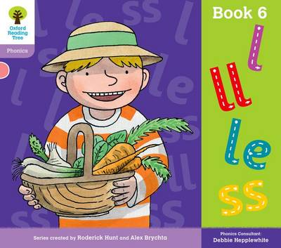 Oxford Reading Tree: Level 1+: Floppy's Phonics: Sounds and Letters: Book 6 by Debbie Hepplewhite, Roderick Hunt