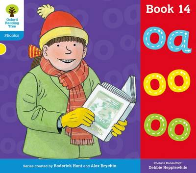 Oxford Reading Tree: Level 3: Floppy's Phonics: Sounds and Letters: Book 14 by Debbie Hepplewhite, Roderick Hunt