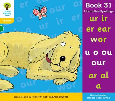 Oxford Reading Tree: Level 5A: Floppy's Phonics: Sounds and Letters: Book 31 by Debbie Hepplewhite, Roderick Hunt