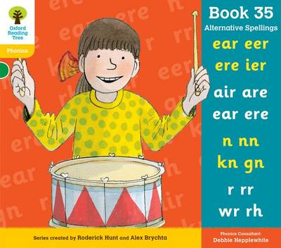 Oxford Reading Tree: Level 5A: Floppy's Phonics: Sounds and Letters: Book 35 by Debbie Hepplewhite, Roderick Hunt