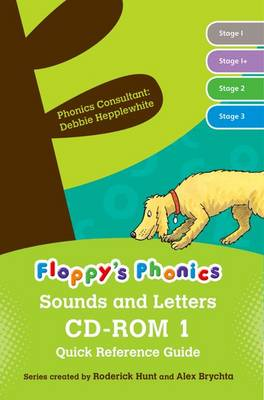 Oxford Reading Tree: Floppy's Phonics: Sounds and Letters: CD-ROM 1 by Debbie Hepplewhite, Roderick Hunt