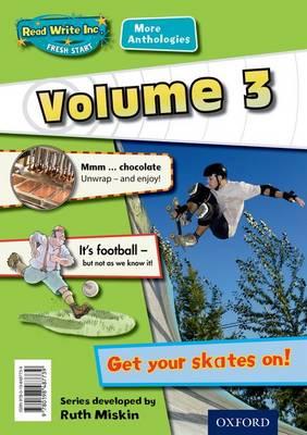 Read Write Inc. Fresh Start: More Anthologies Volume 3 Pack of 5 by Gill Munton, Janey Pursglove, Adrian Bradbury