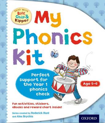 Oxford Reading Tree Read With Biff, Chip, and Kipper: My Phonics Kit by Laura Sharp, Roderick Hunt, Ms Annemarie Young