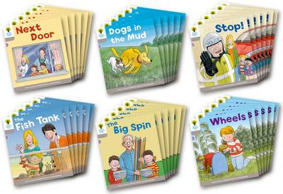 Oxford Reading Tree: Level 1 More A Decode & Develop Class Pack of 36 by Roderick Hunt