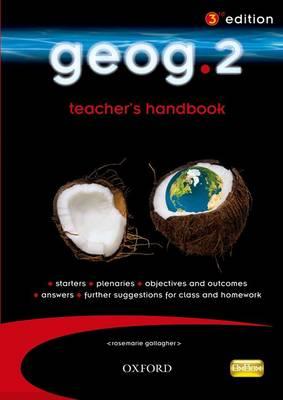 geog.2: teacher's handbook by RoseMarie Gallagher