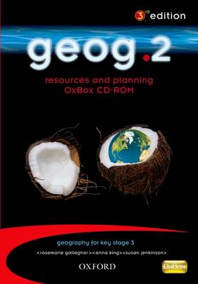 geog.2: resources & planning OxBox CD-ROM by RoseMarie Gallagher, John Edwards, Anna King, Susan Jenkinson