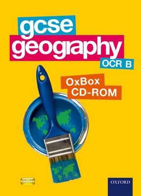 GCSE Geography OCR B OxBox CD-ROM by John Widdowson