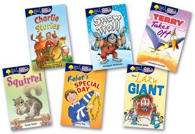 Oxford Reading Tree: All Stars: Pack 1A: Pack (6 Books, 1 of Each Title) by Jonathan Emmett, Ivan Jones, Margaret McAllister, Mary Ray