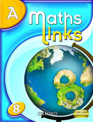 MathsLinks: 2: Y8 Students' Book A by Ray Allan, Nina Patel, Martin Williams