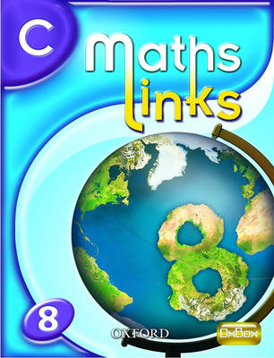 MathsLinks: 2: Y8 Students' Book C by Dave Capewell, Pete Mullarkey, James Nicholson, Clare (u) Plass