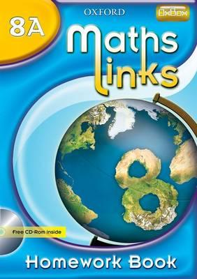 MathsLinks: 2: Y8 Homework Book A by Ray Allan