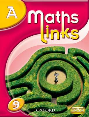 MathsLinks: 3: Y9 Students' Book A by Ray Allan