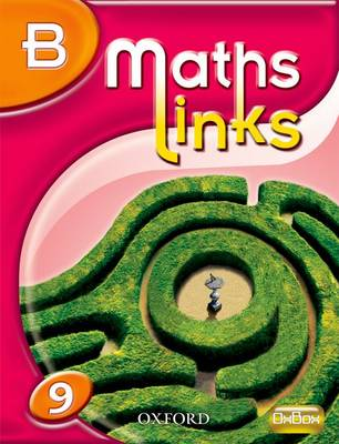 MathsLinks: 3: Y9 Students' Book B by Ray Allan