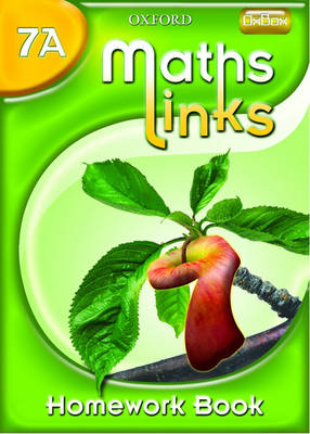 MathsLinks: 1: Y7 Homework Book A Pk of 15 by Ray Allan