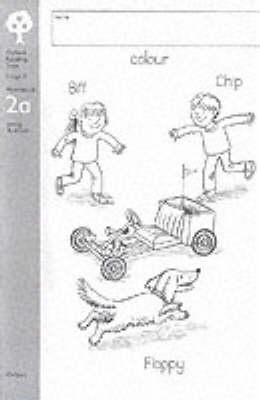 Oxford Reading Tree: Level 2: Workbooks: Pack 2A (6 workbooks) by Jenny Ackland