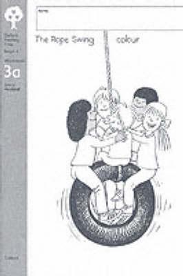 Oxford Reading Tree: Level 3: Workbooks: Pack 3A (6 workbooks) by Jenny Ackland