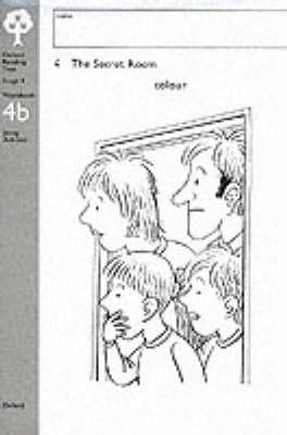Oxford Reading Tree: Level 4: Workbooks: Pack 4B (6 workbooks) by Jenny Ackland