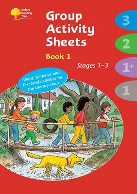 Oxford Reading Tree: Stages 1 - 3: Book 1: Group Activity Sheets by Thelma Page, Kay Su