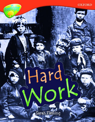 Oxford Reading Tree: Level 13: Treetops Non-Fiction: Hard Work by Sarah Fleming