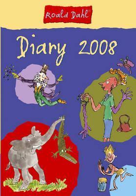 Roald Dahl Diary 2008 by Roald Dahl
