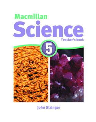 Macmillan Science 5 Teacher's Book by David Glover, Penny Glover