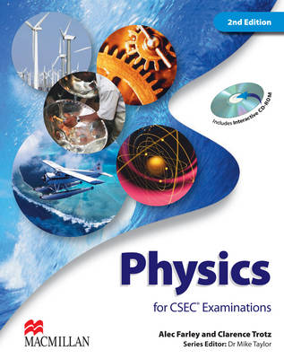 Physics for CSEC Examinations Pack by Alec Farley, Clarence Trotz