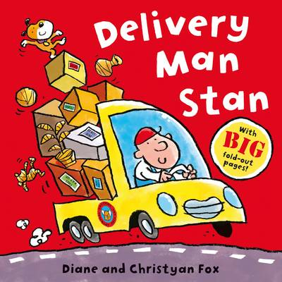 Delivery Man Stan by Diane Fox