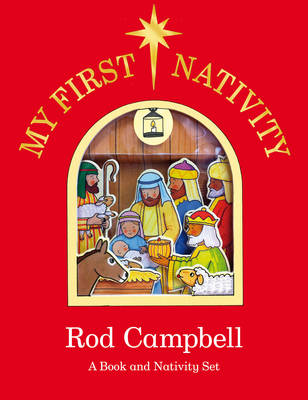 My First Nativity Set by Rod Campbell