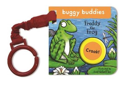 Freddy the Frog Buggy Book by Axel Scheffler