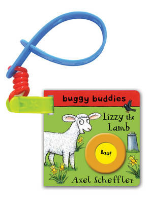 Lizzy the Lamb Buggy Book by Axel Scheffler