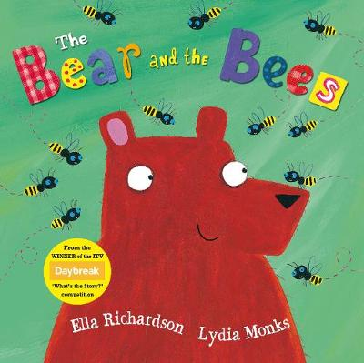 The Bear and the Bees ITV Daybreak winner by Ella Richardson
