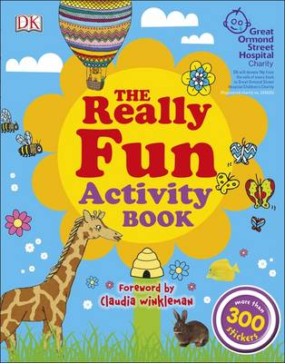 The Really Fun Activity Book by DK