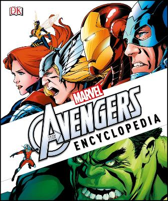 Marvel The Avengers Encyclopedia by DK