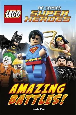 LEGO (R) DC Comics Super Heroes Amazing Battles by DK
