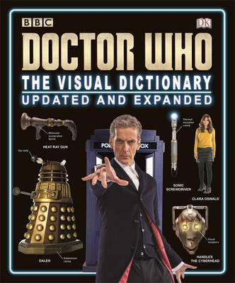 Doctor Who The Visual Dictionary Updated and Expanded by DK